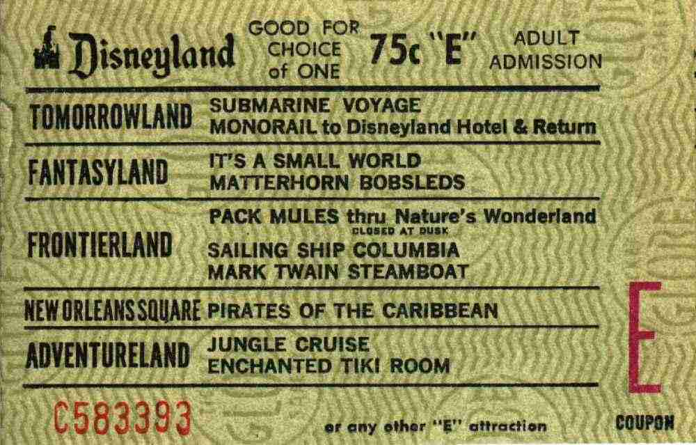 disneyland e tickets expire